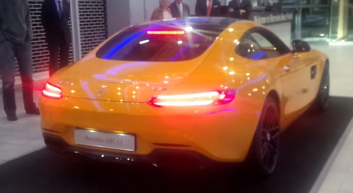 No Sweeter Sound - Mercedes AMG GT