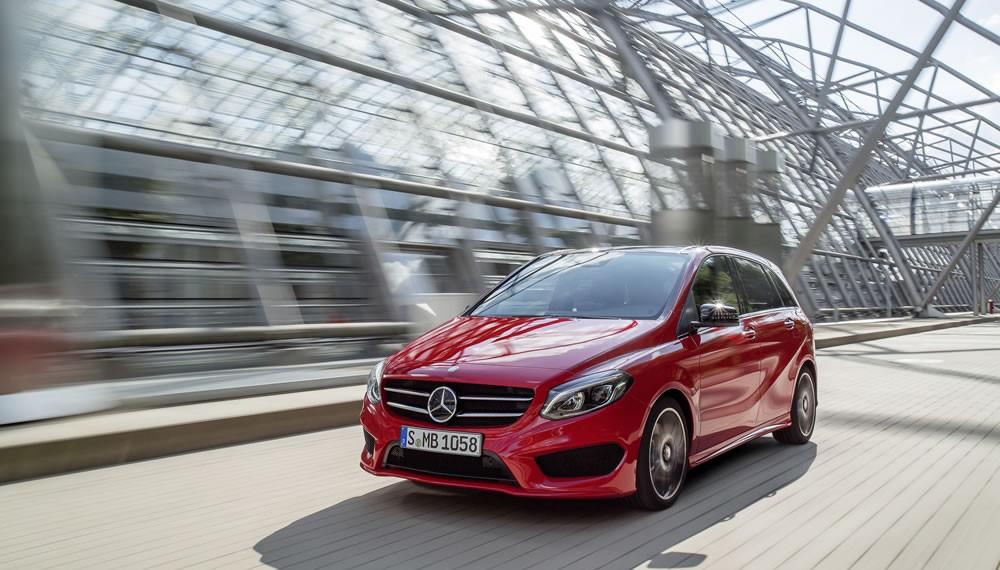 Details: Mercedes-Benz B-Class