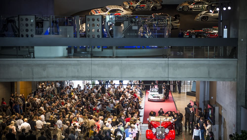 Bonhams' Mercedes-Benz Auction
