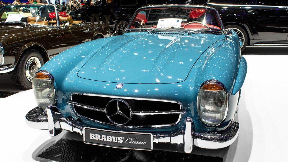 Brabus 300 SL Classic Mercedes-Benz