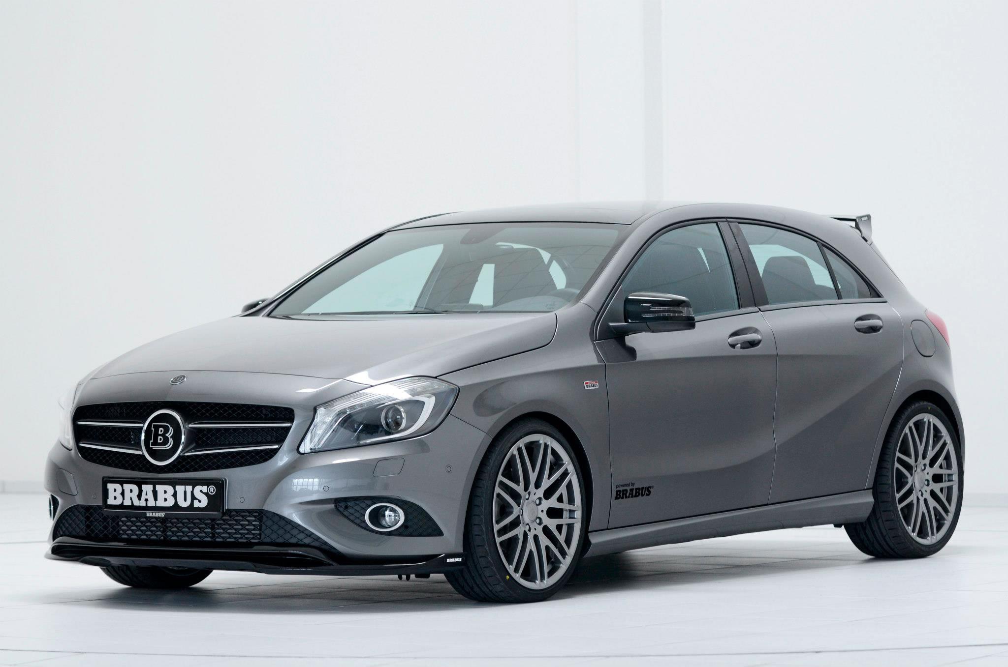 Mercedes-Benz A-Class by Brabus A220