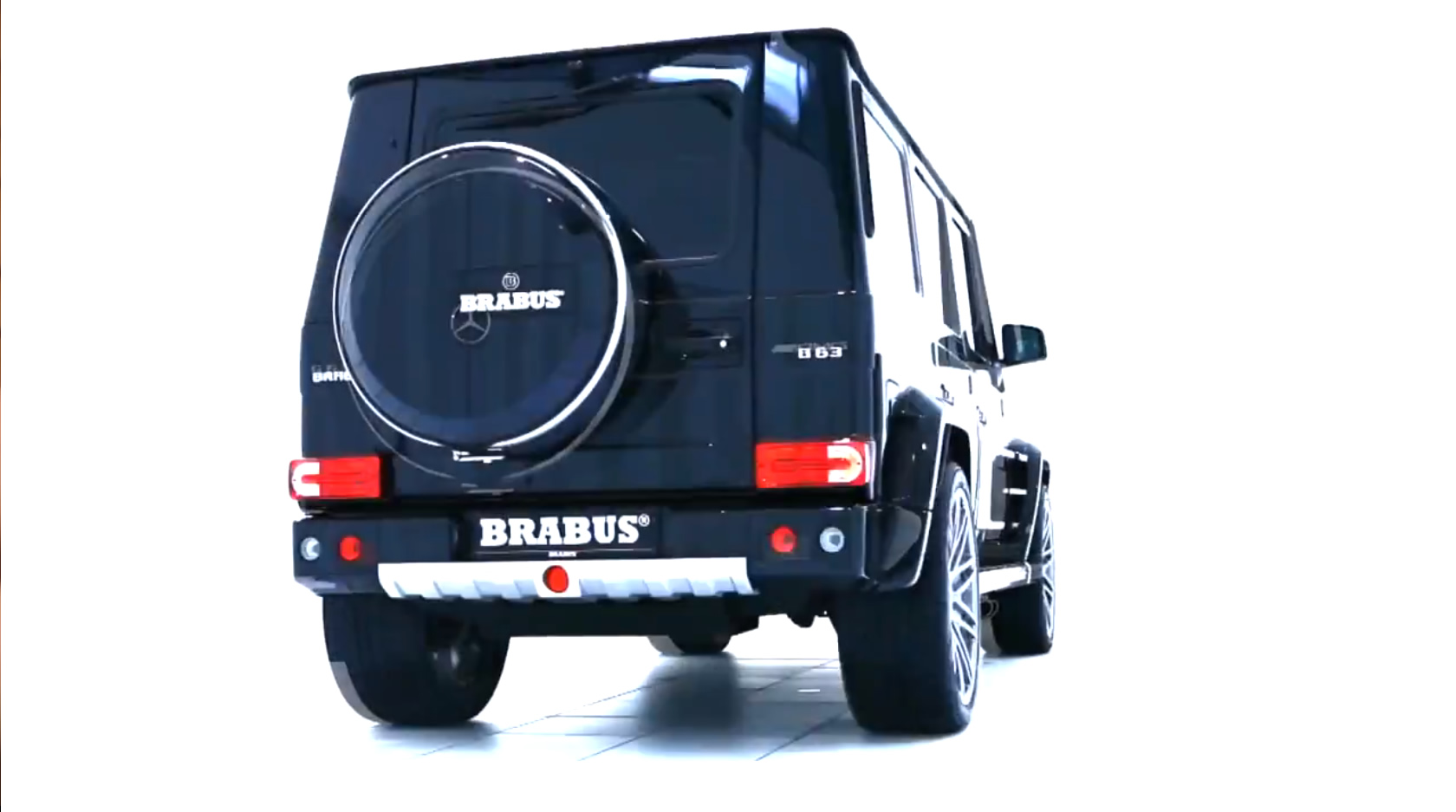 BRABUS Widestar G63 AMG Unveiled Ahead of Essen Motor Show