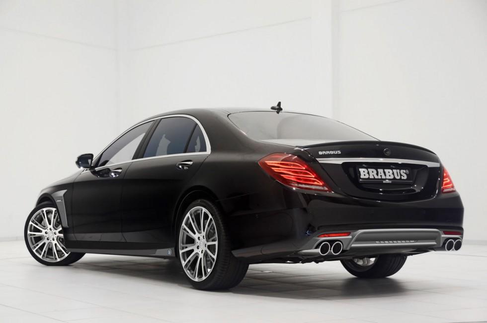 Brabus Mercedes-Benz S-ClassBrabus Mercedes-Benz S-Class