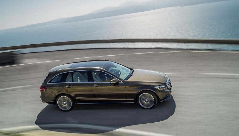 The New Mercedes-Benz C-Class Estate