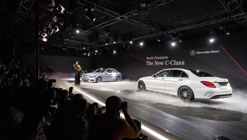 Mercedes-Ben in Detroit