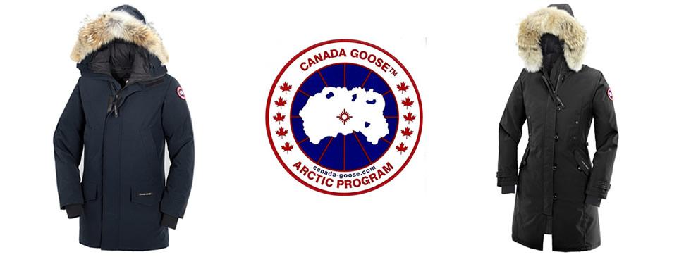 Canada Goose Langford and Kensington Parka
