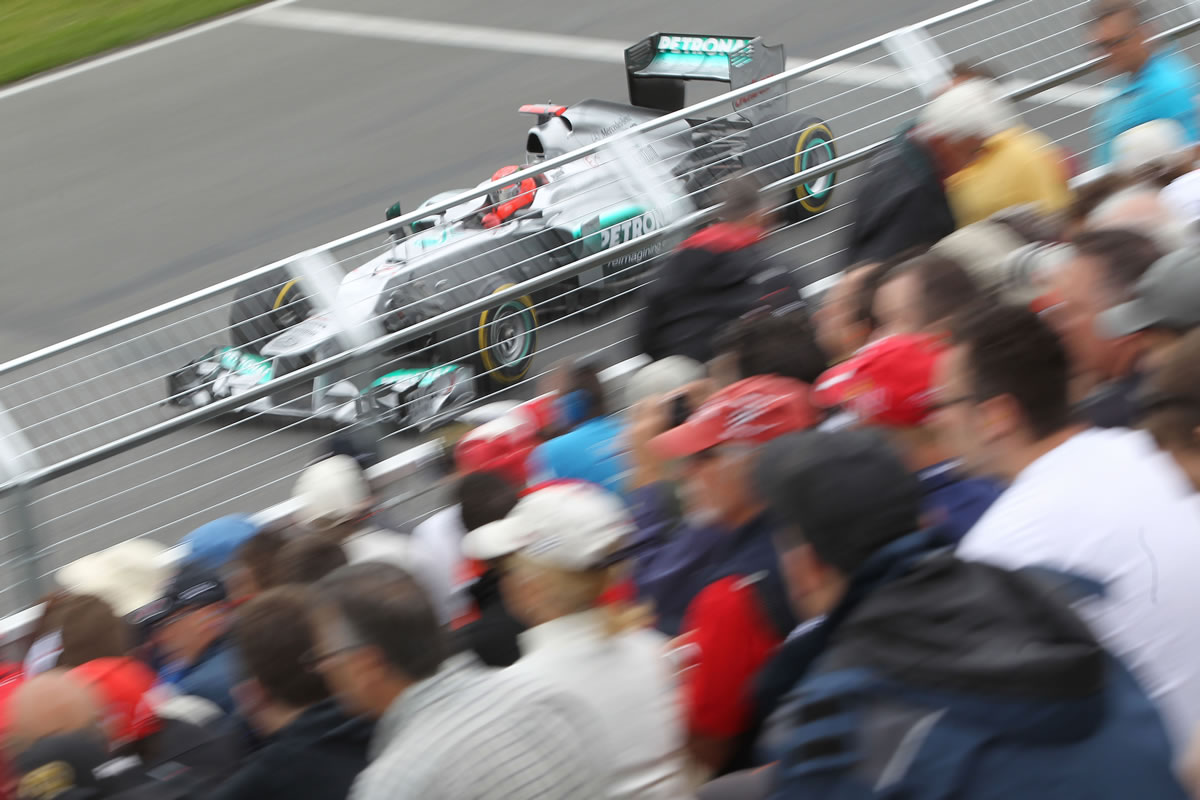 2012 Canadian Grand Prix Results