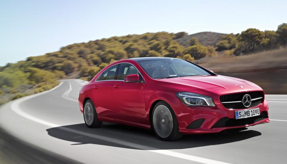 The Mercedes CLA Just Got Better
