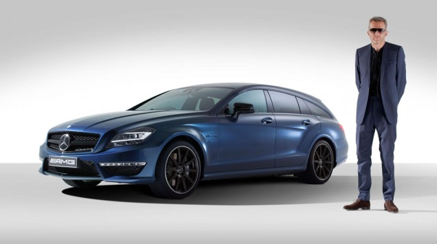 Mercedes CLS63 AMG Shooting Brake by Spencer Hart