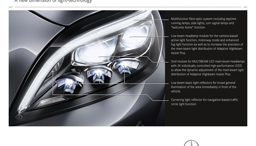 2015 Mercedes-Benz CLS First Details Revealed