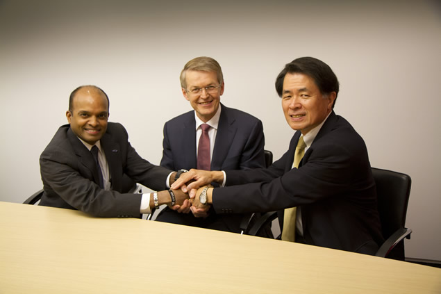 Daimler, Ford and Renault-Nissan Ink Fuel Cell Agreement