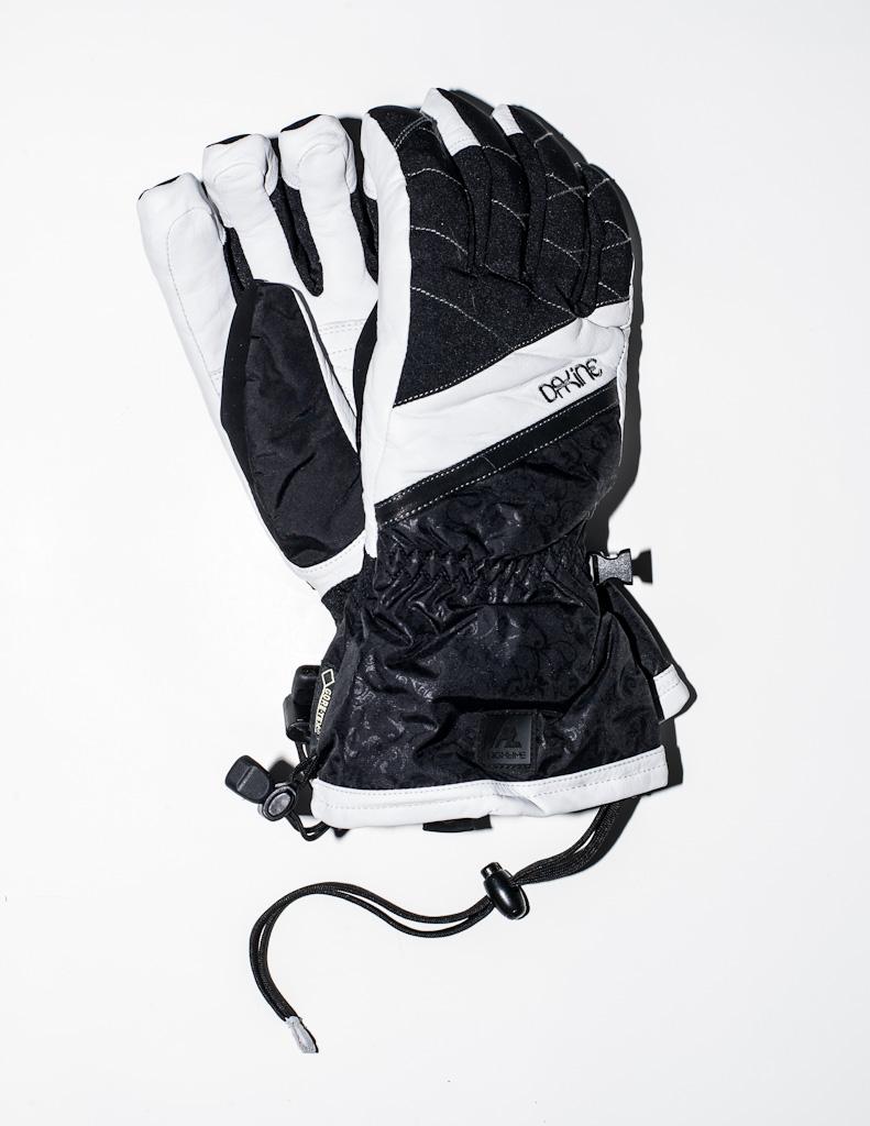 Dakine White Gloves