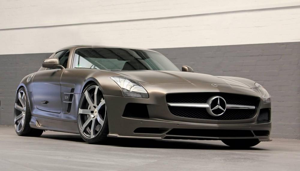 Mercedes SLS AMG Tuned by DD Customs