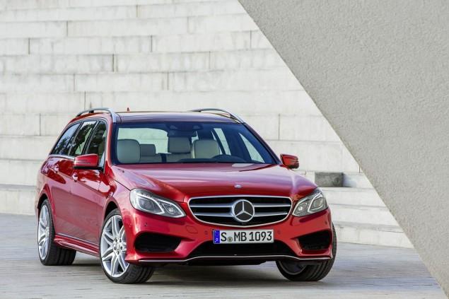 2014 Mercedes-Benz E-Class wagon