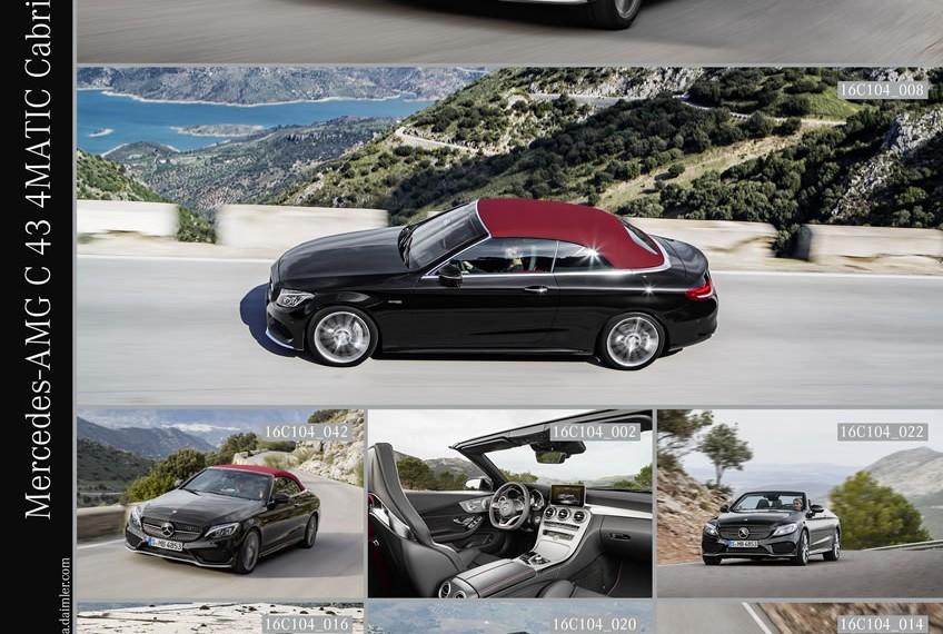 Mercedes-Benz C-Class Cabriolet In-Depth