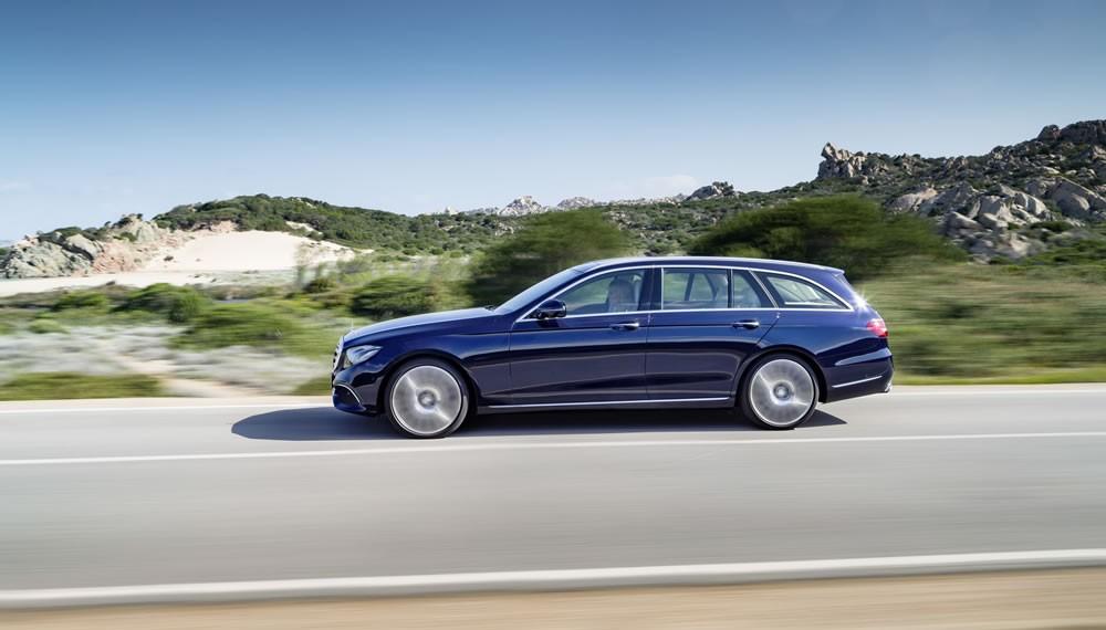 2017 Mercedes-Benz E-class Wagon 2017 Mercedes-Benz E-class Wagon
