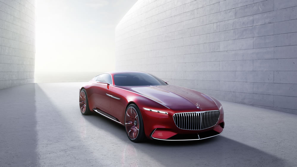 Vision Mercedes-Maybach 6 - Photo Gallery