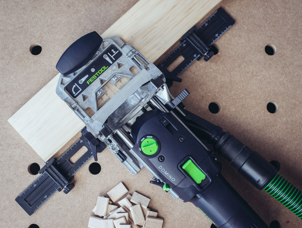 Festool Domino Cross Stops