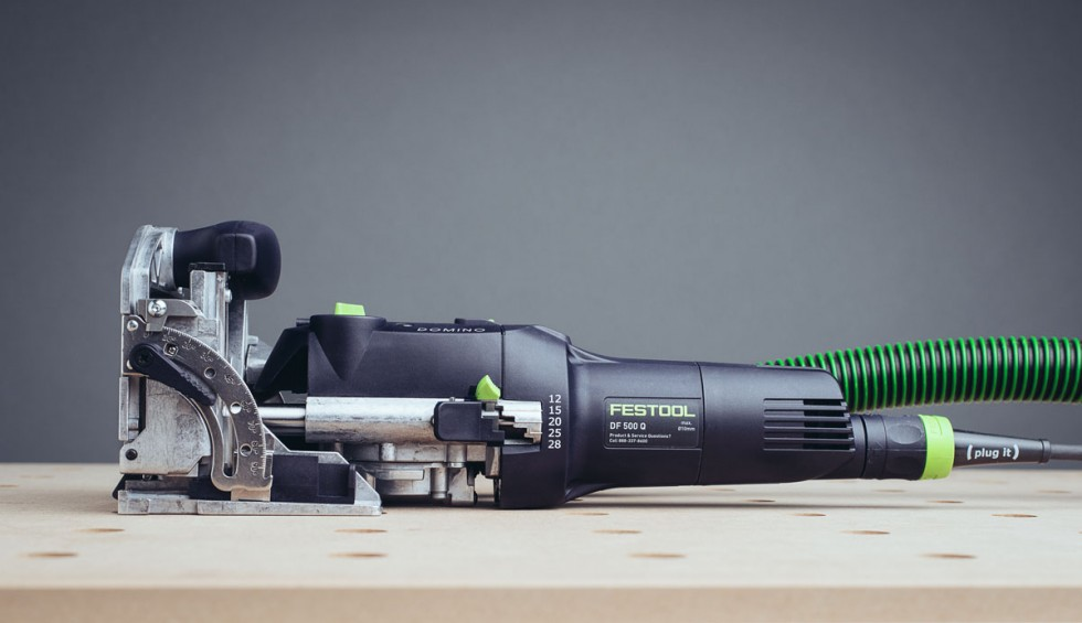Festool Domino side