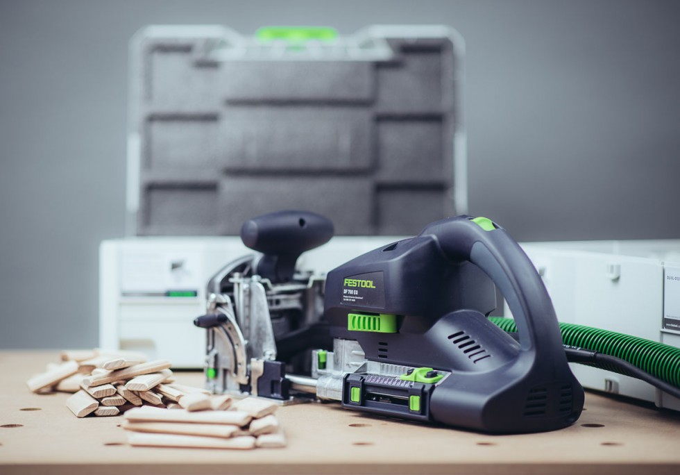 Festool Domino XL with Domino Systainer