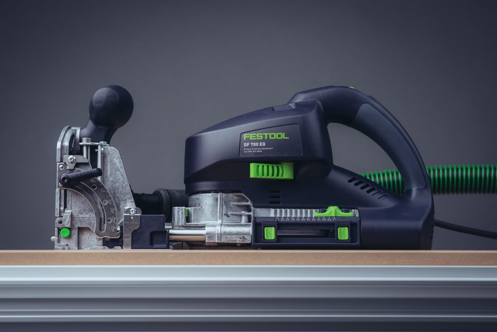 Festool Domino XL side