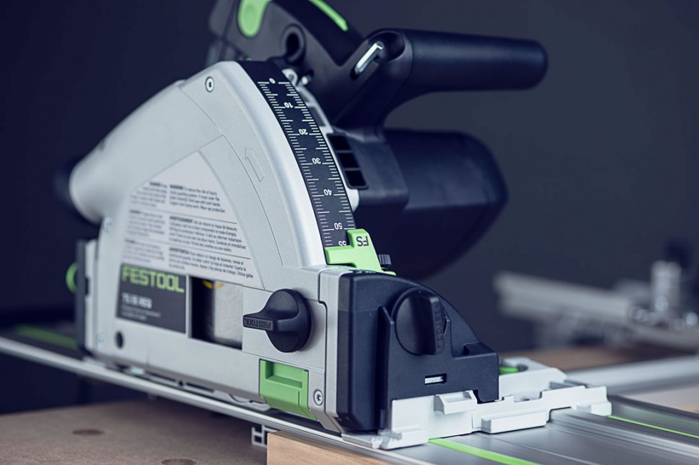 Festool TS55 REQ Front Depth Gauge
