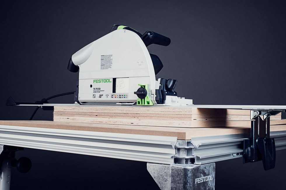 Festool TS75 EQ Front
