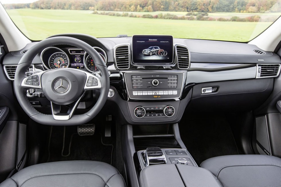 GLE 450 AMG 4MATIC Interior