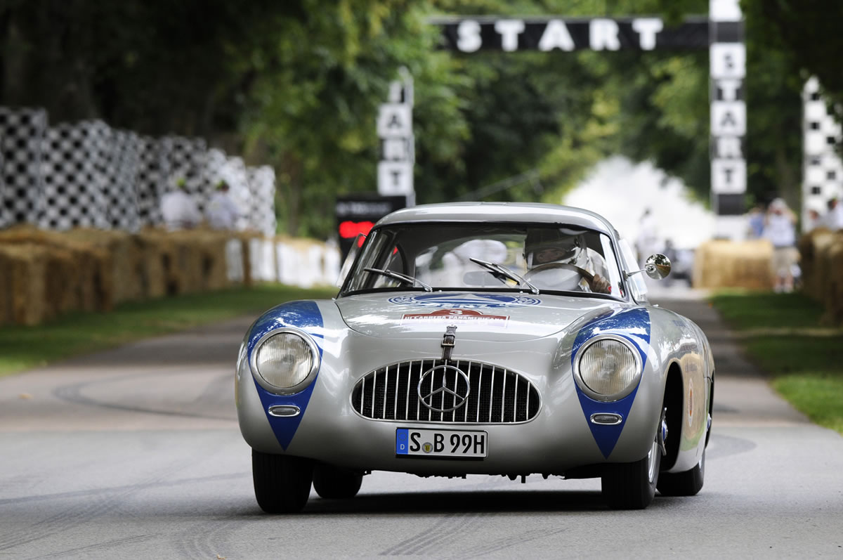 Young Guns - Born to Win at Goodwood Fesitval of Speed