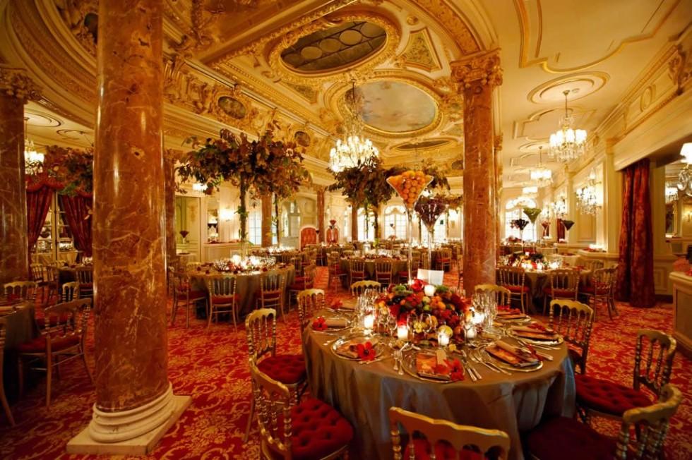 Hotel Hermitage Salle Belle Epoque