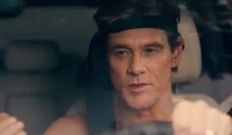 Mercedes Clearly Needs Jim Carrey Future Commercials