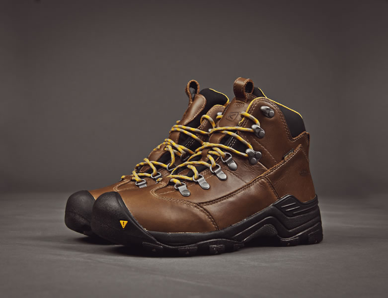 Keen Glarus Hiking Boot front view