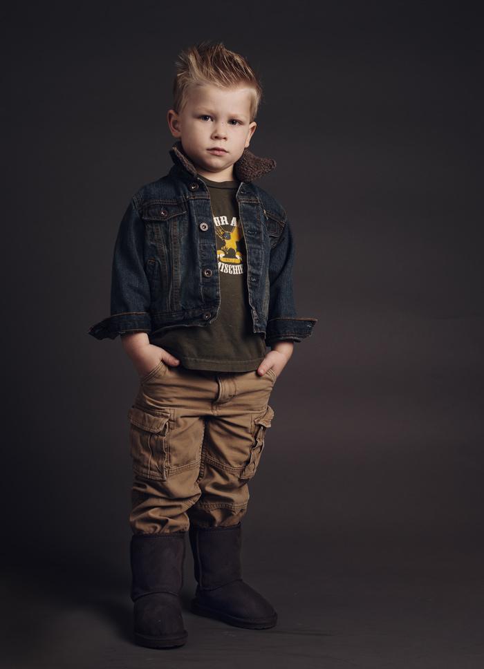 Koalabi Kids Original Boots front
