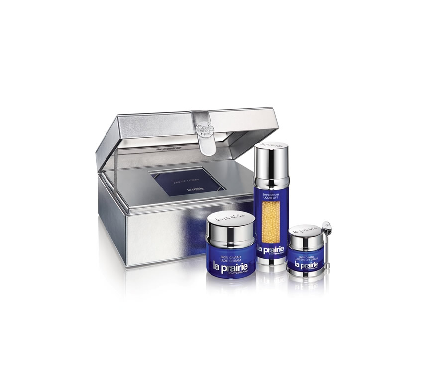La Prairie Skin Caviar Collection
