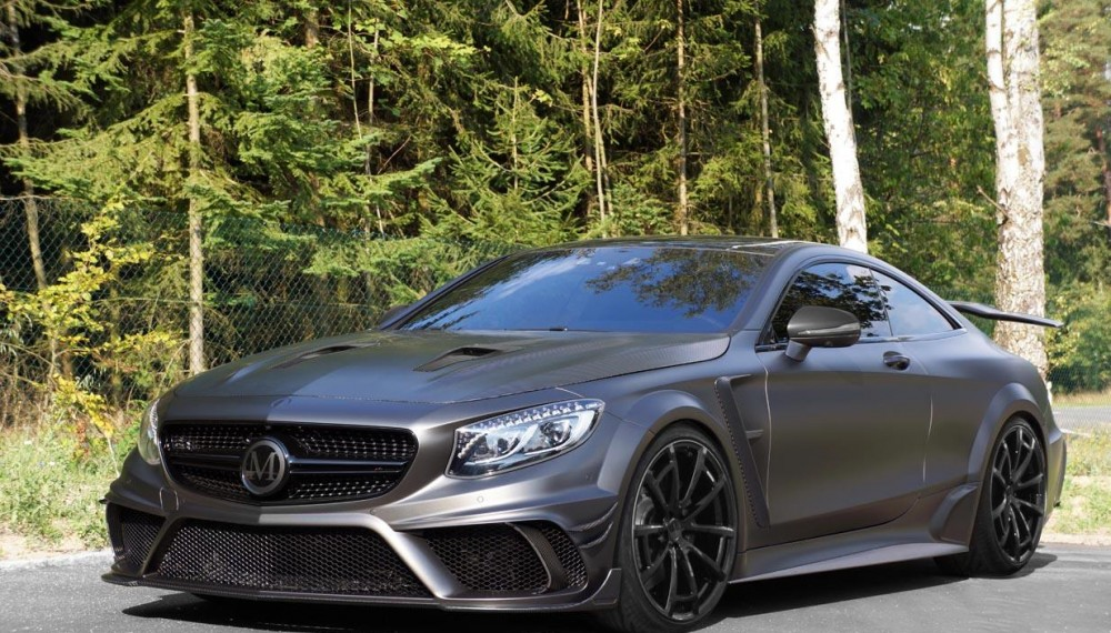Mansory Mercedes-AMG S63 Coupe Front