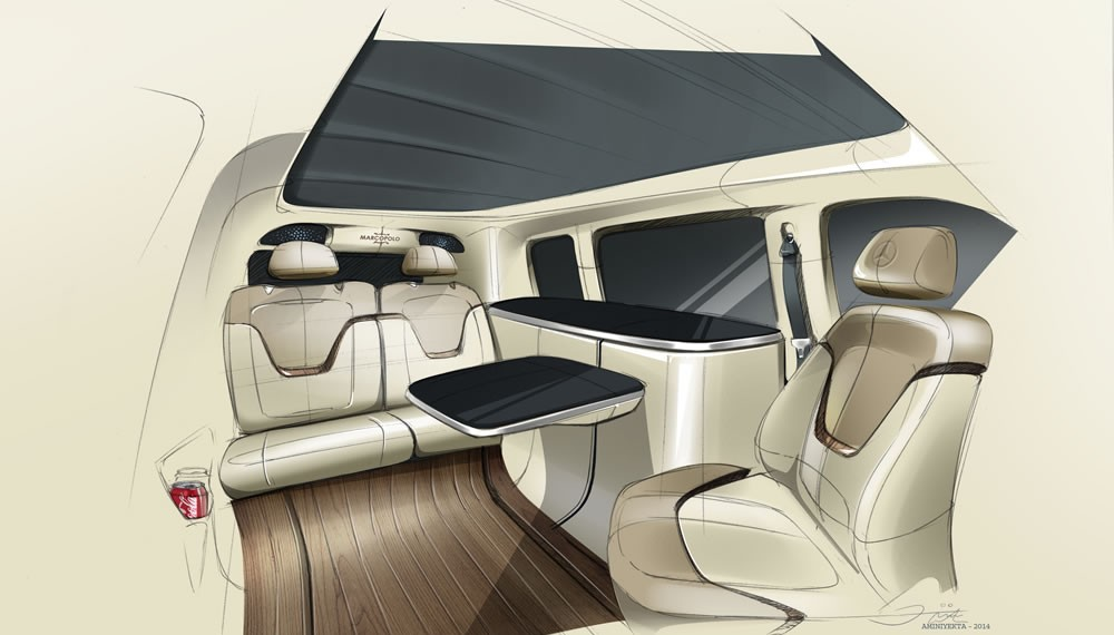 Mercedes-Benz Marco Polo - Change the Way You Look at Camping