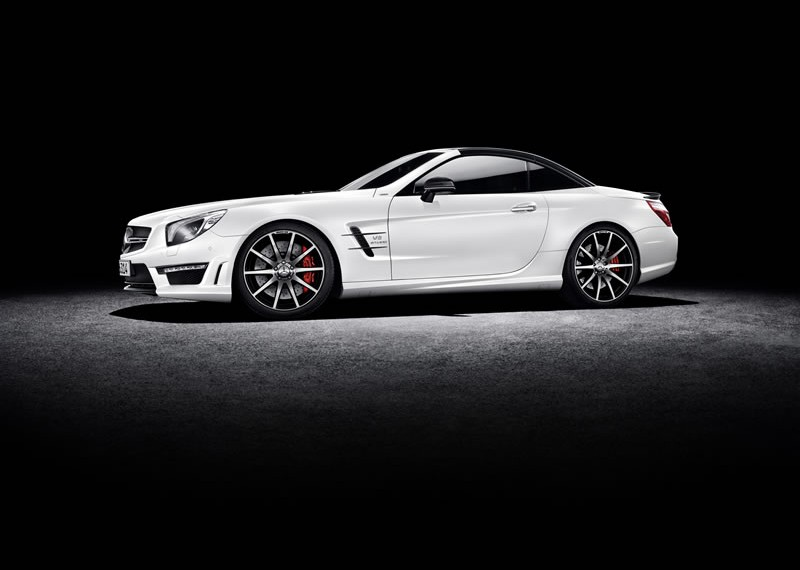 Mercedes SL 2LOOK Edition Revealed