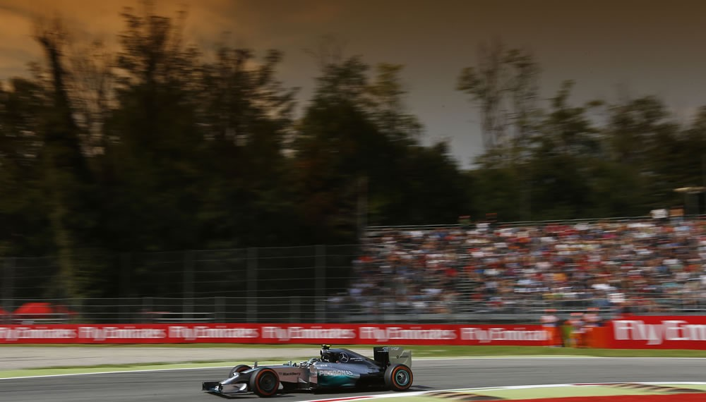 Another One-Two Finish For Mercedes AMG Petronas