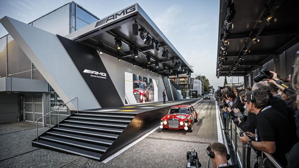 Mercedes-AMG GT World Premiere Photo Gallery