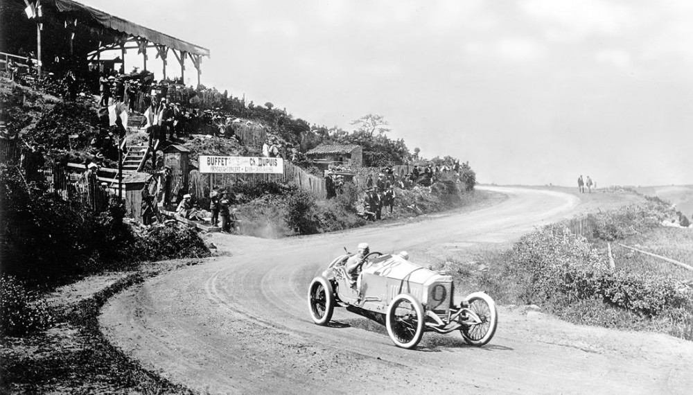 Celebrate 120 Years of Racing
