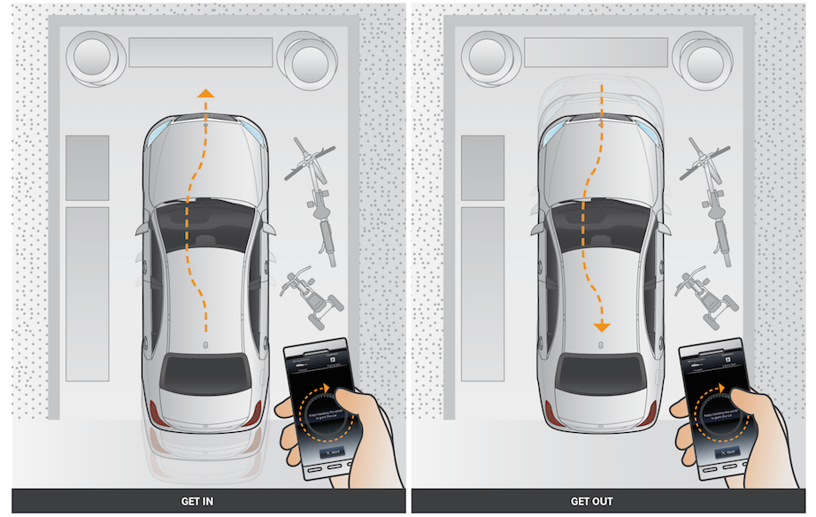 Mercedes-Benz Automated Parking