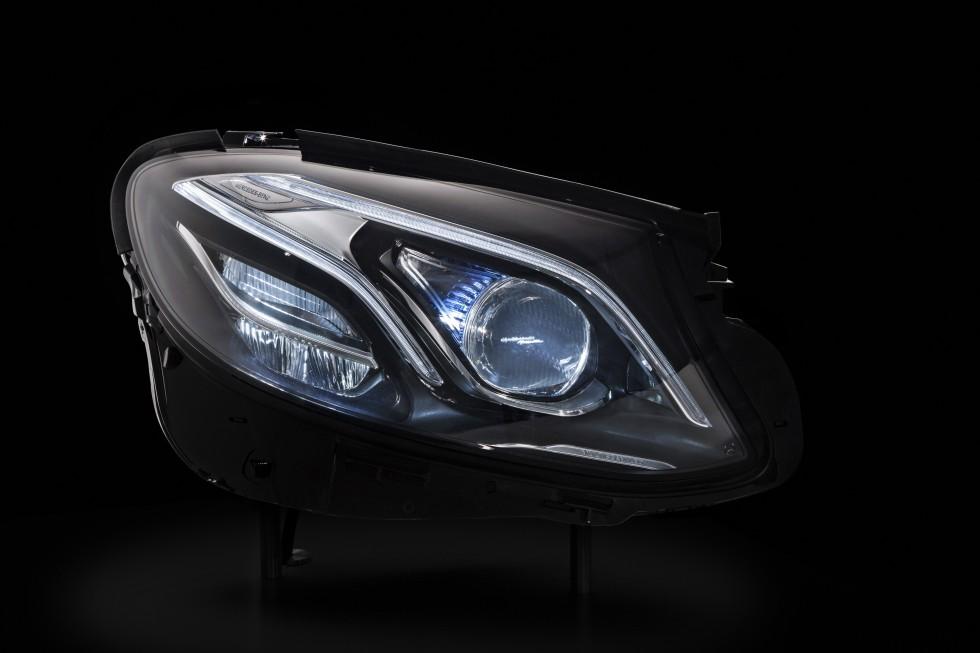 Adaptive LED Matrix Lighting