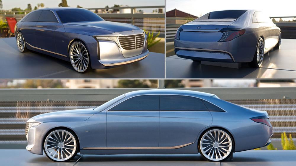 What is a U-Class Mercedes-Benz