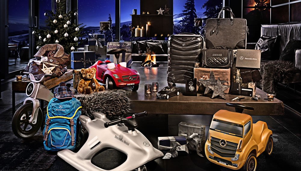 Christmas Mercedes-Benz Accessories