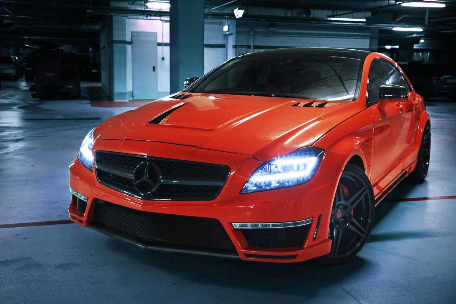 Mercedes CLs63 AMG German Special Customs
