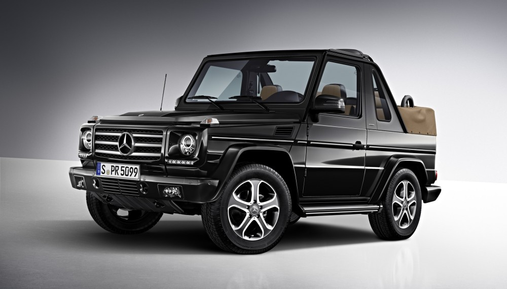 Mercedes G-Class Final Edition