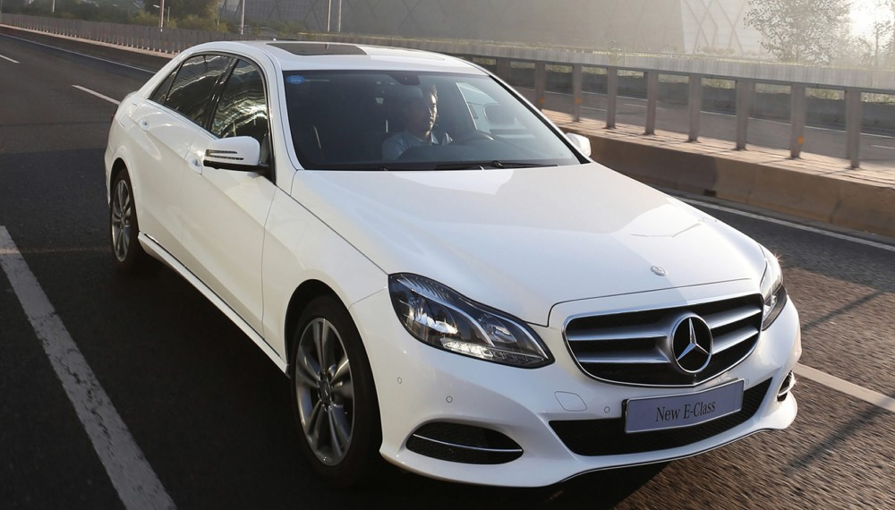 Mercedes-Benz March Sales Hit All-Time High
