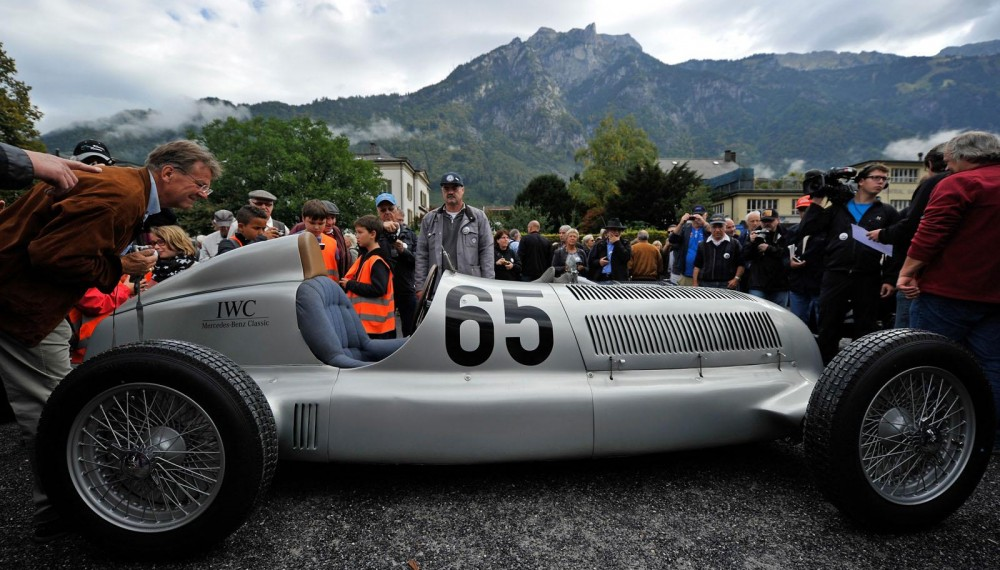 Mercedes-Benz Silver Arrow W25