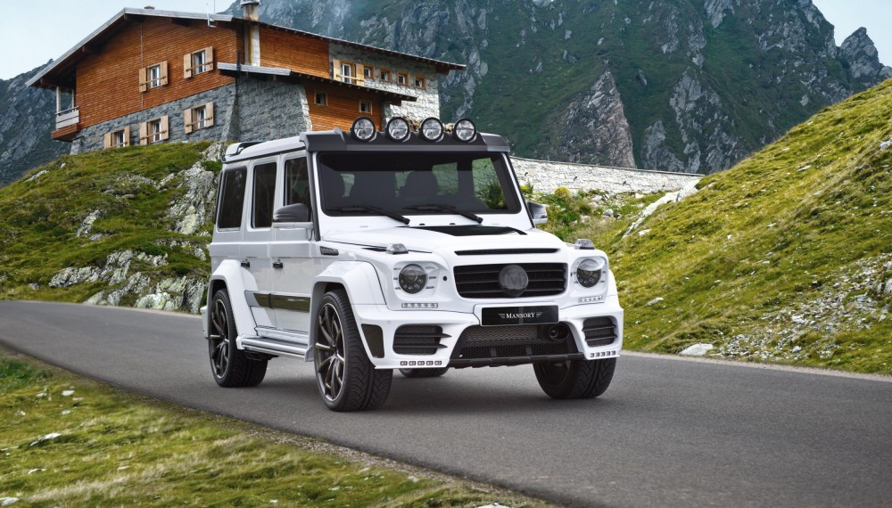 Mansory GRONOS Facelift