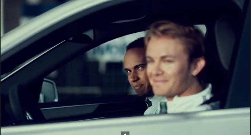 "Mercedes-Benz Efficiency TV Campaign ""The Best"""